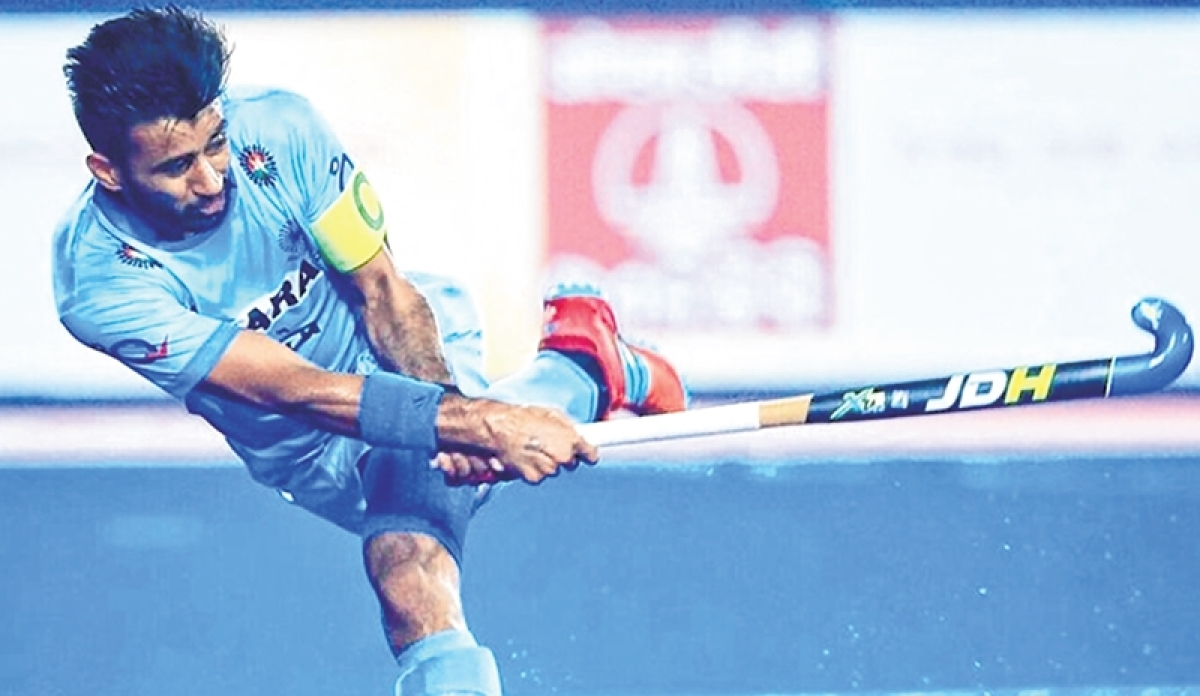 Manpreet Singh is best player of the continent for 2018