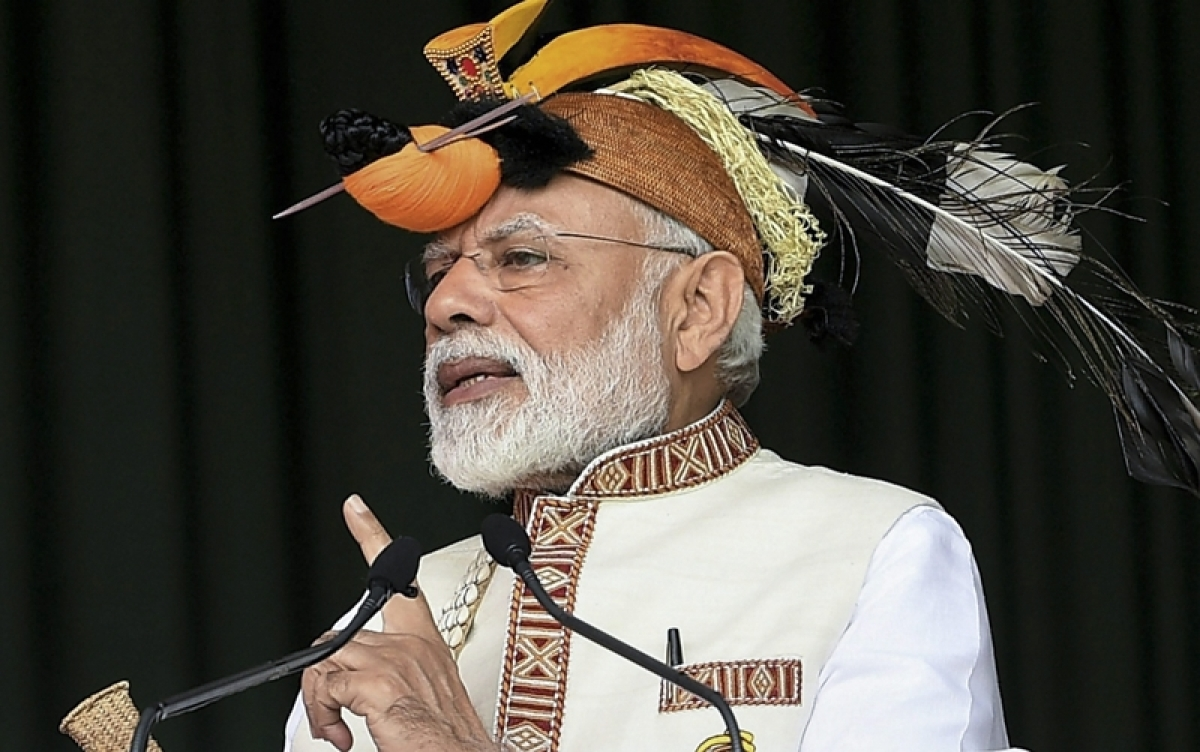 Modi in Arunachal: PM lays foundation stone of development projects, says won't limit budget or power