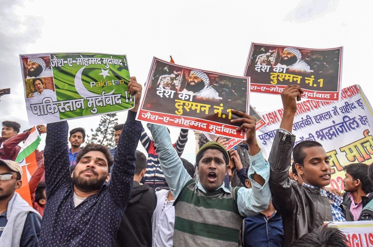 US, India agree to designate JeM chief Masood Azhar as 'global terrorist'