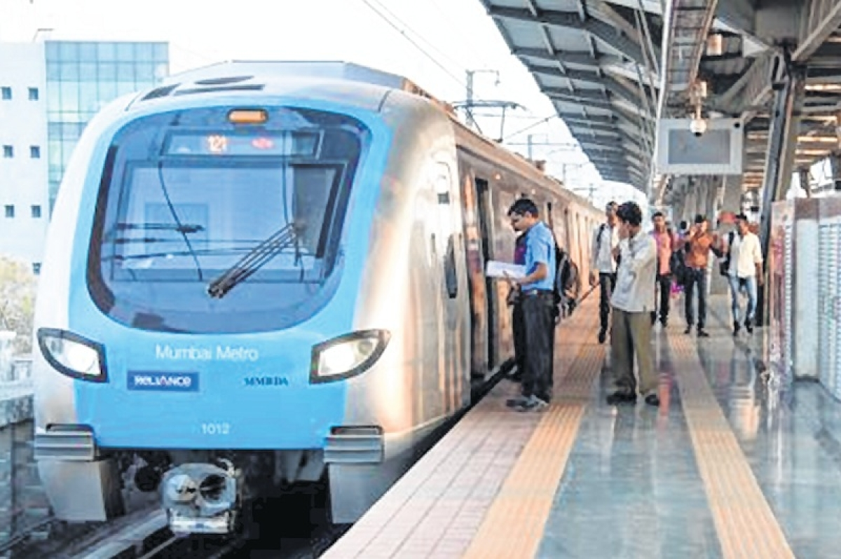 Indore: Metro train in city by February 2023