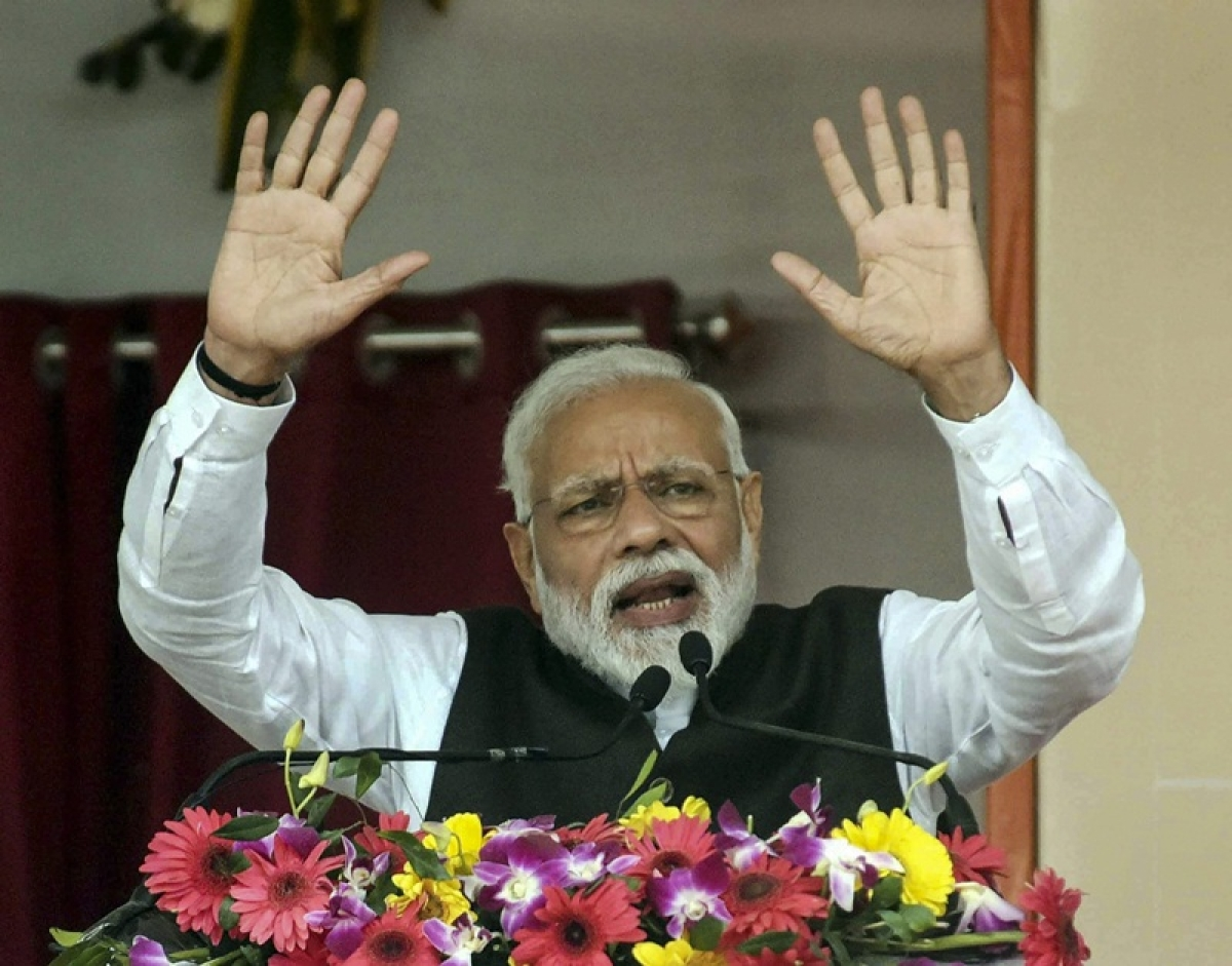 Indore: PM Modi government committed to security of all citizens