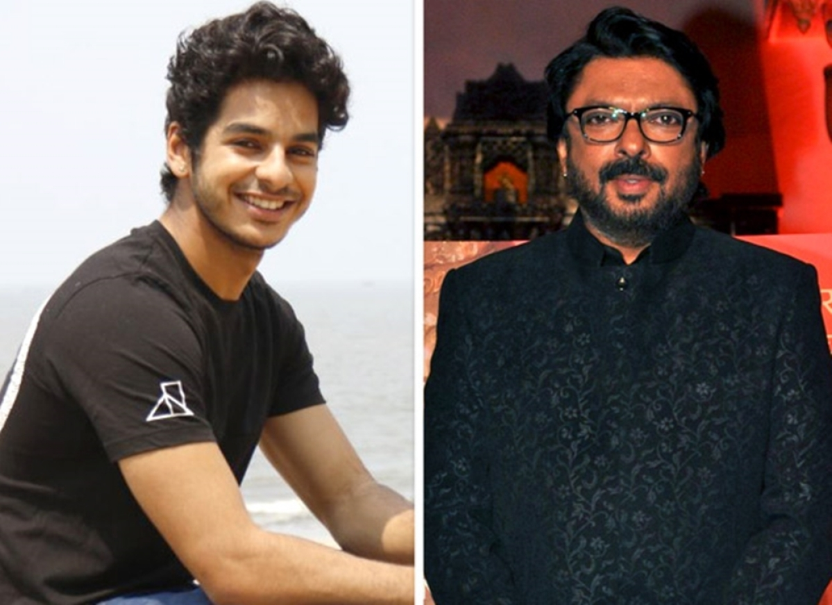 Ishaan Khatter to feature in Sanjay Leela Bhansali's next?
