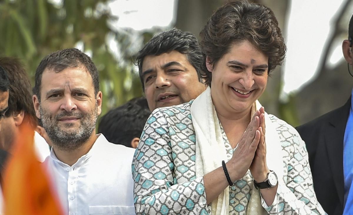 Wrong greeting to Kashmiris, Priyanka trolled