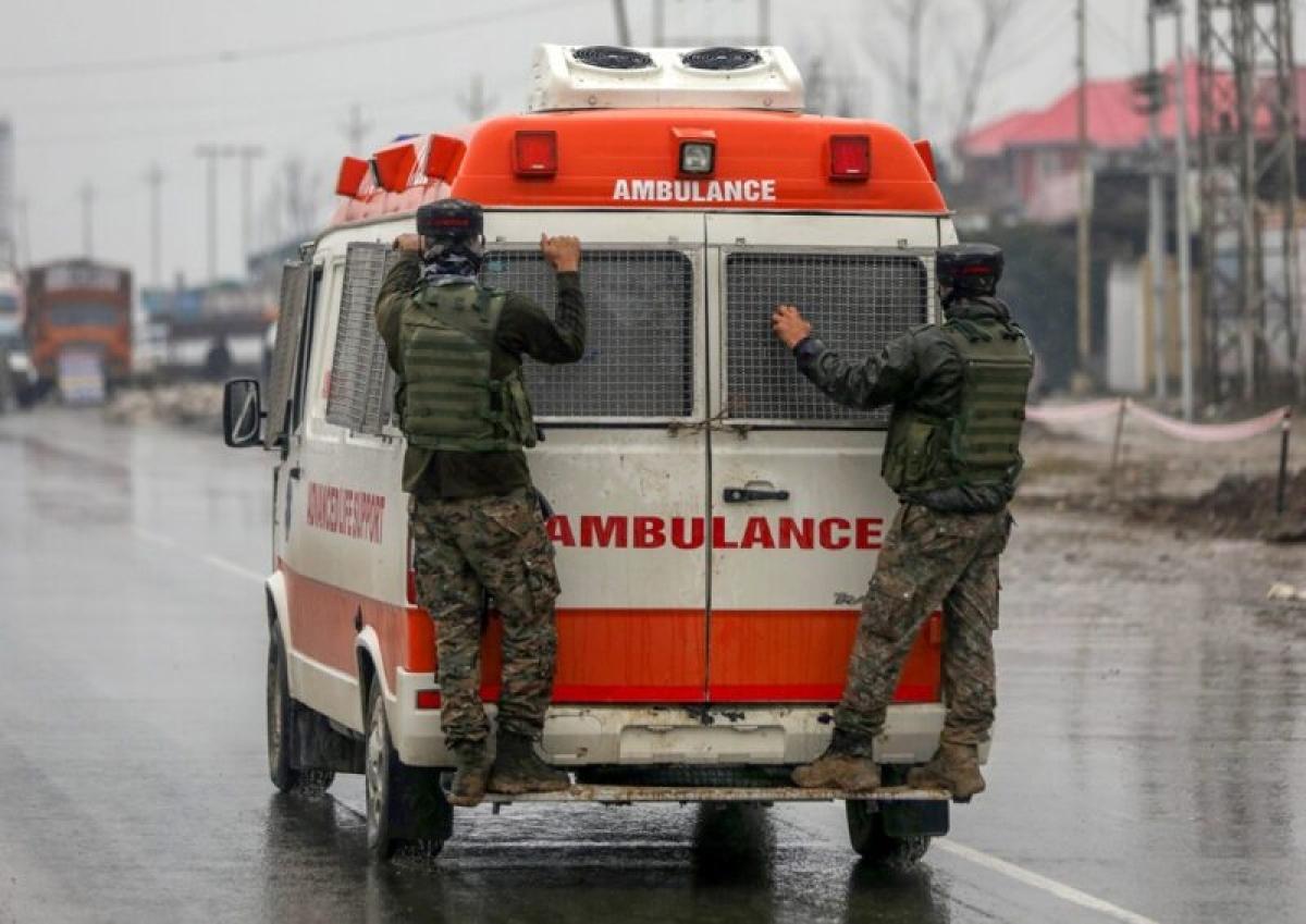 Himachal's CRPF constable martyred in terror attack