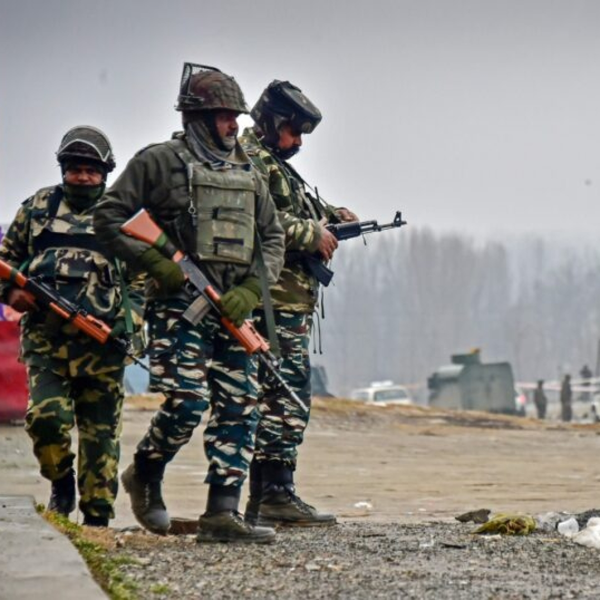 Pakistani terrorist killed as Indian Army foils infiltration bid in Rajouri