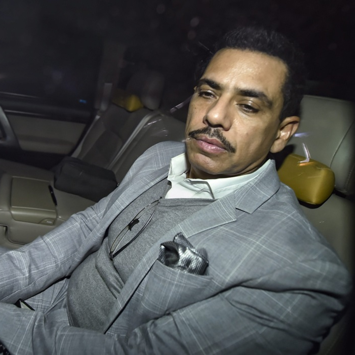 Security throughout the country is compromised: Robert Vadra