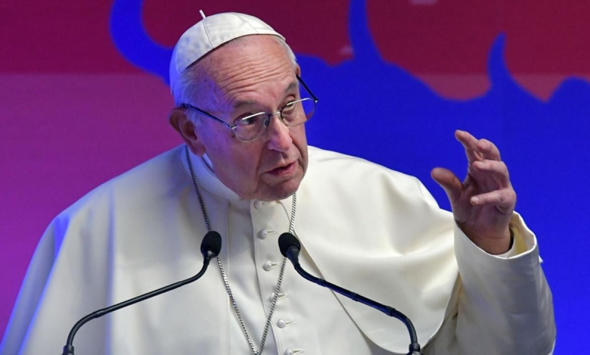 Pope Francis sounds racism alarm as EU nationalists win big