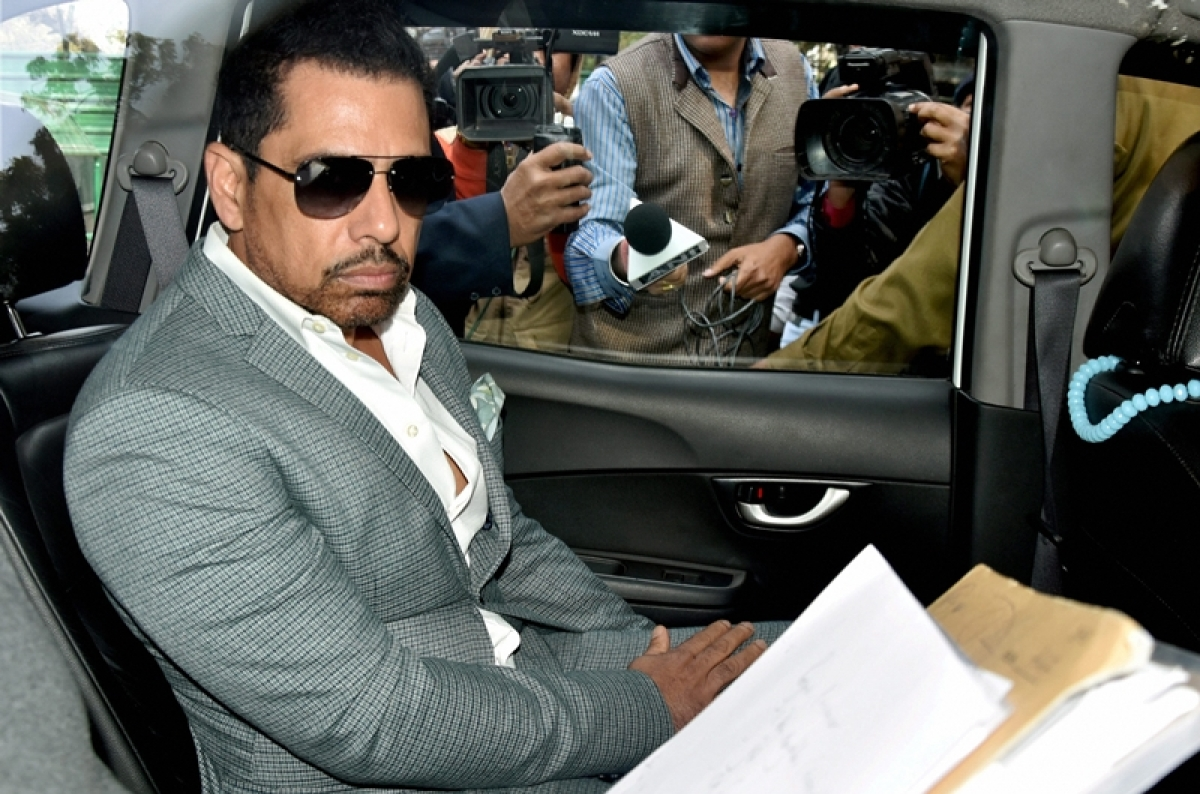 Delhi High Court to hear Enforcement Directorate plea seeking cancellation of Robert Vadra bail today