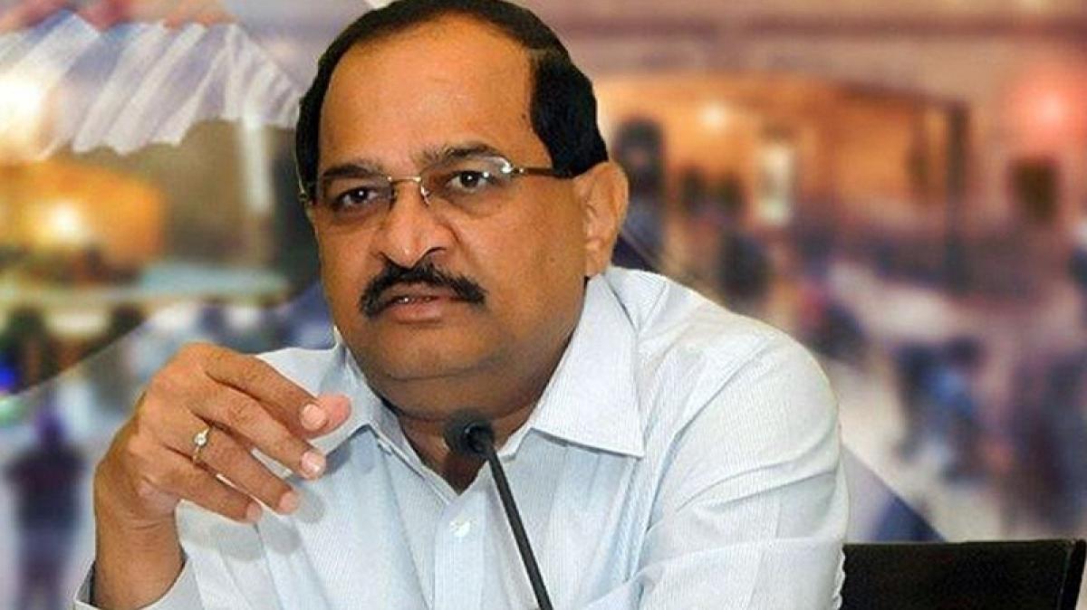 Radhakrishna Vikhe Patil tells Congress: Will inform before leaving the party