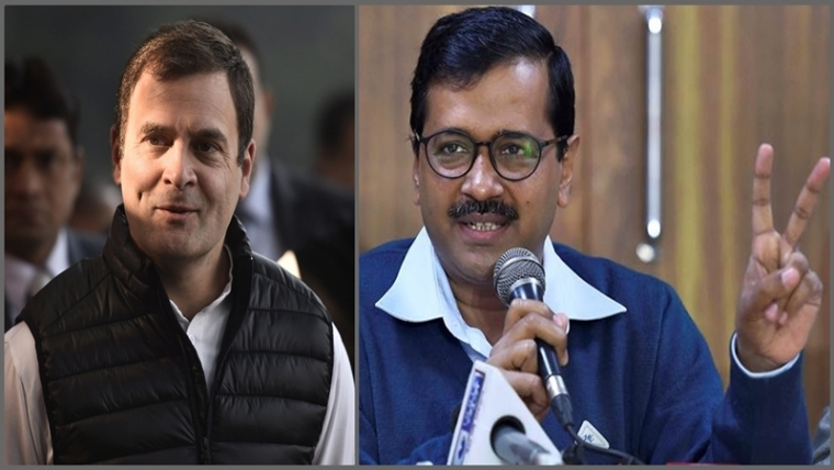 Rahul Gandhi refused to forge alliance with AAP for Lok Sabha Polls, says Arvind Kejriwal