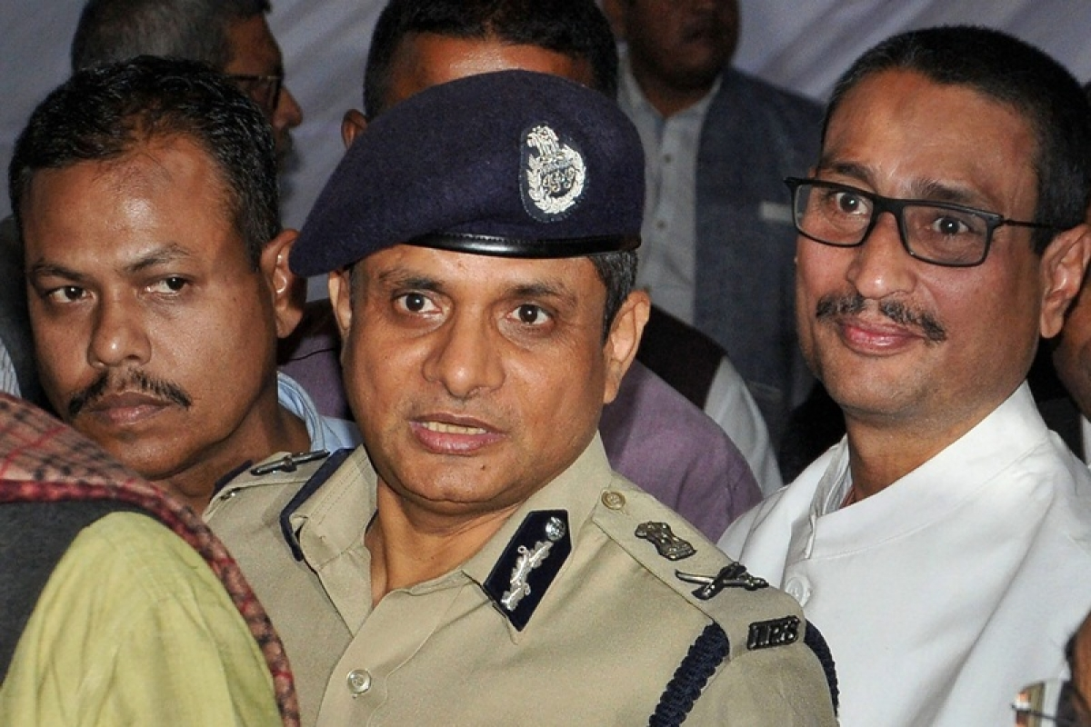 After 5 days of questioning, CBI allows Kolkata police top cop Rajeev Kumar to return to Kolkata