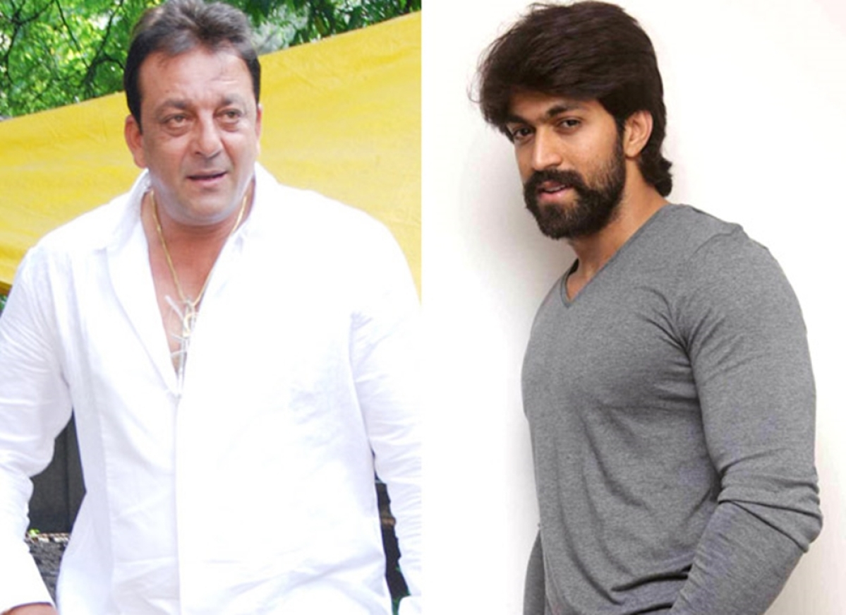 KGF actor Yash confirms of approaching Sanjay Dutt for the sequel of  Kannada blockbuster