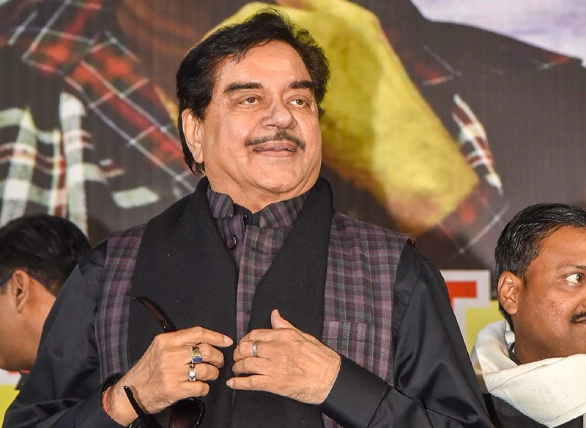 Shatrughan Sinha joins Congress; calls Rahul Gandhi 'face of nation and its future'