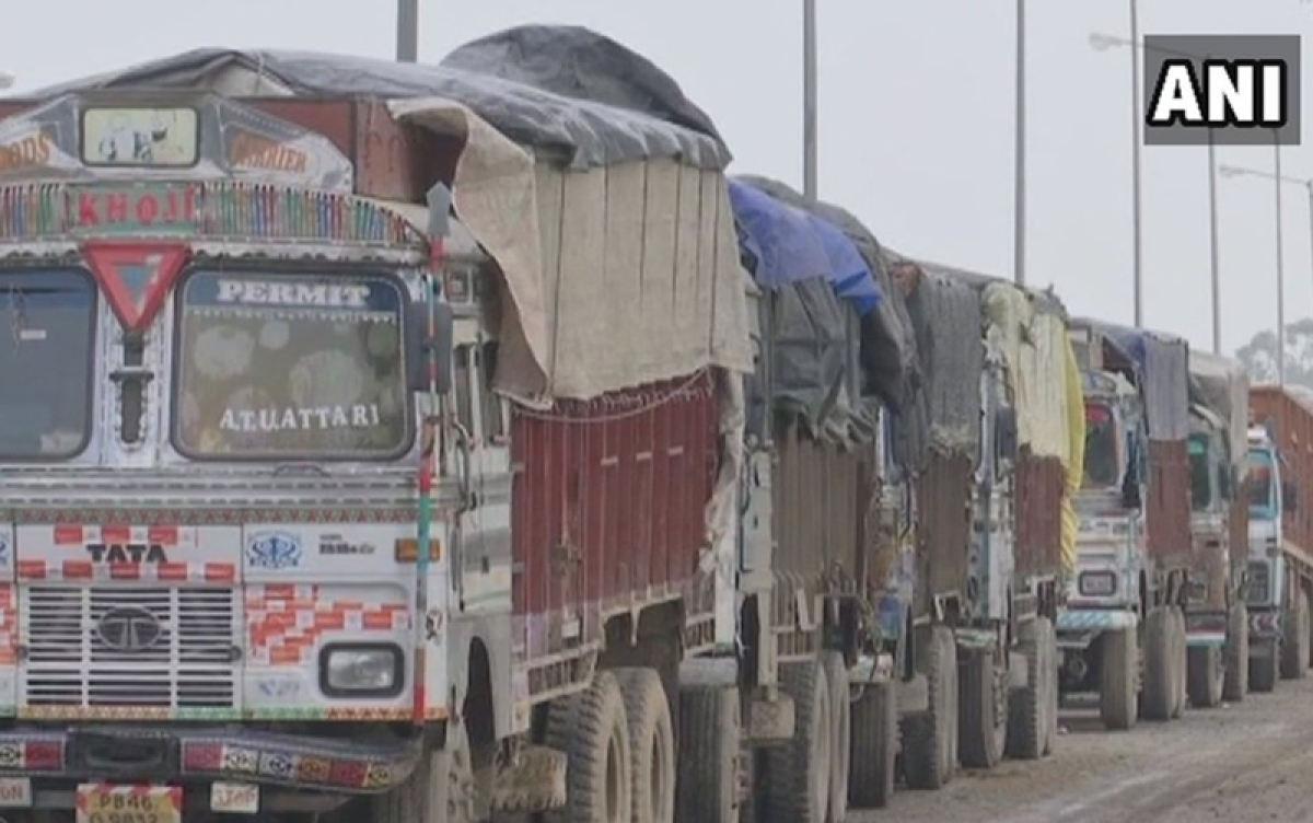 Pulwama attack aftermath: Trade comes to halt at Attari border as India stops import of goods to Pakistan