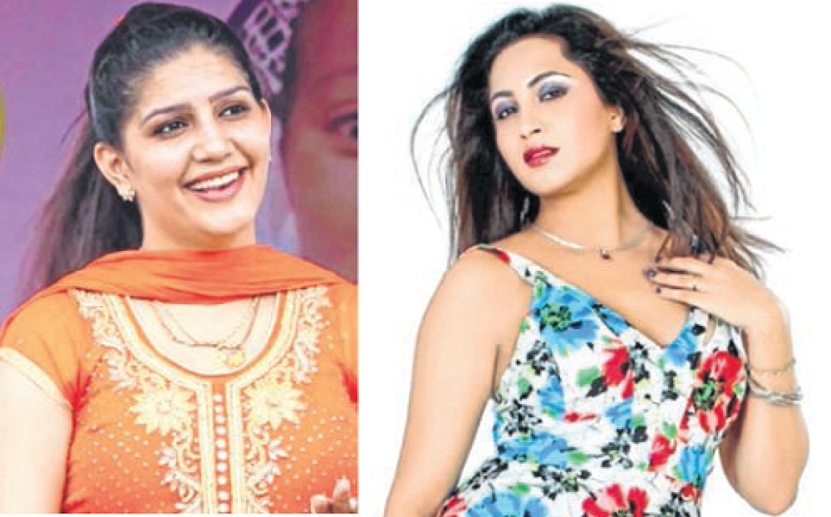 Ujjain: Preparations for Sapna Choudhary's show in full swing, voices rise in opposition