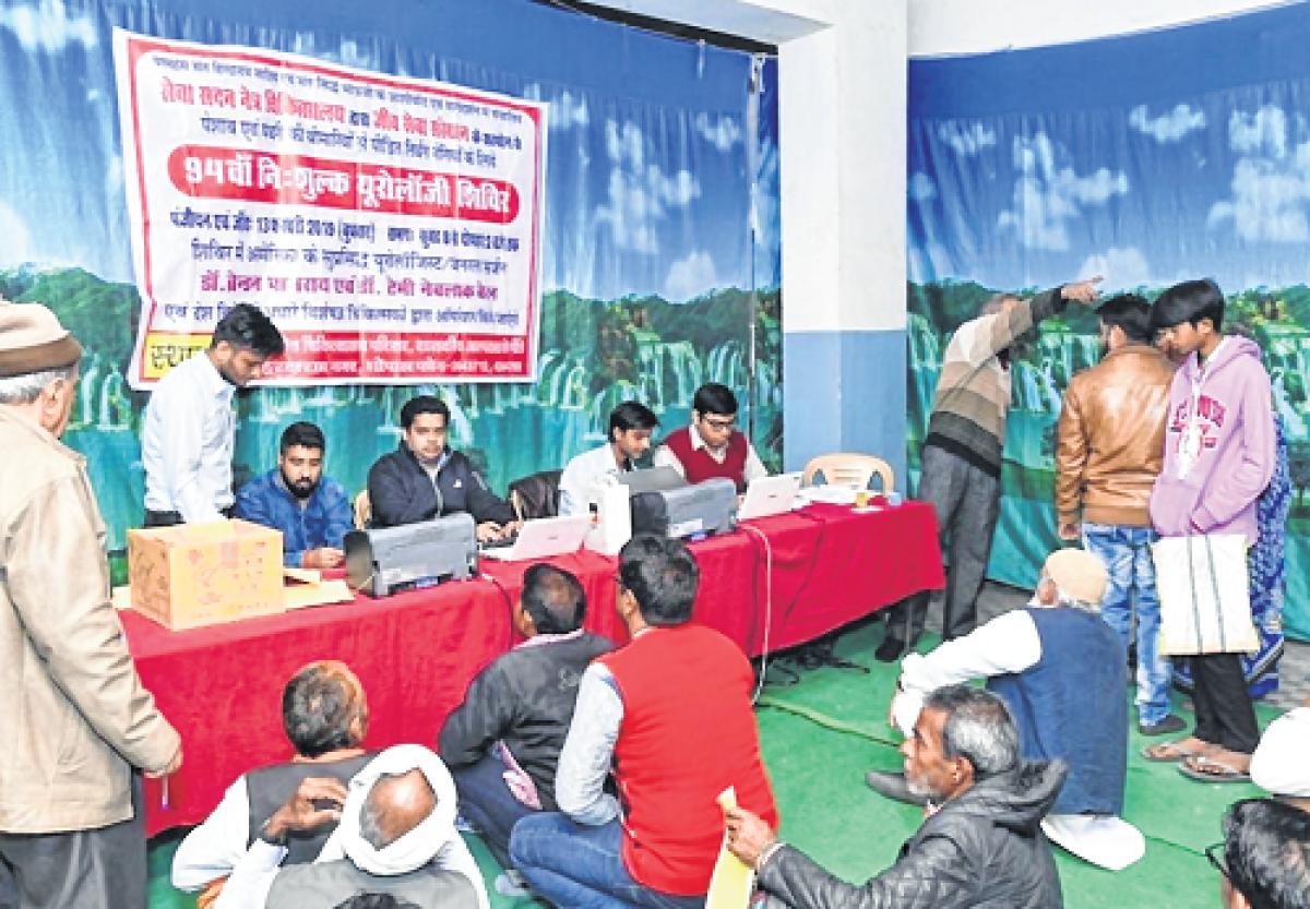 Bhopal: Over 600 register for Urology camp