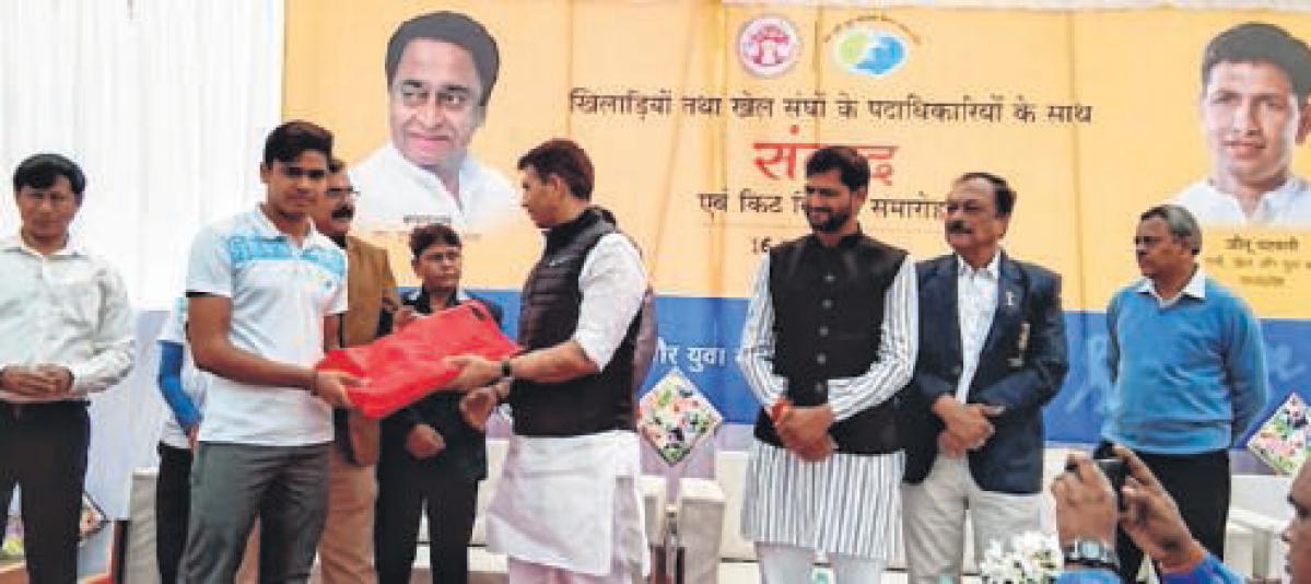 Ensure transparency in selections: Jitu Patwari