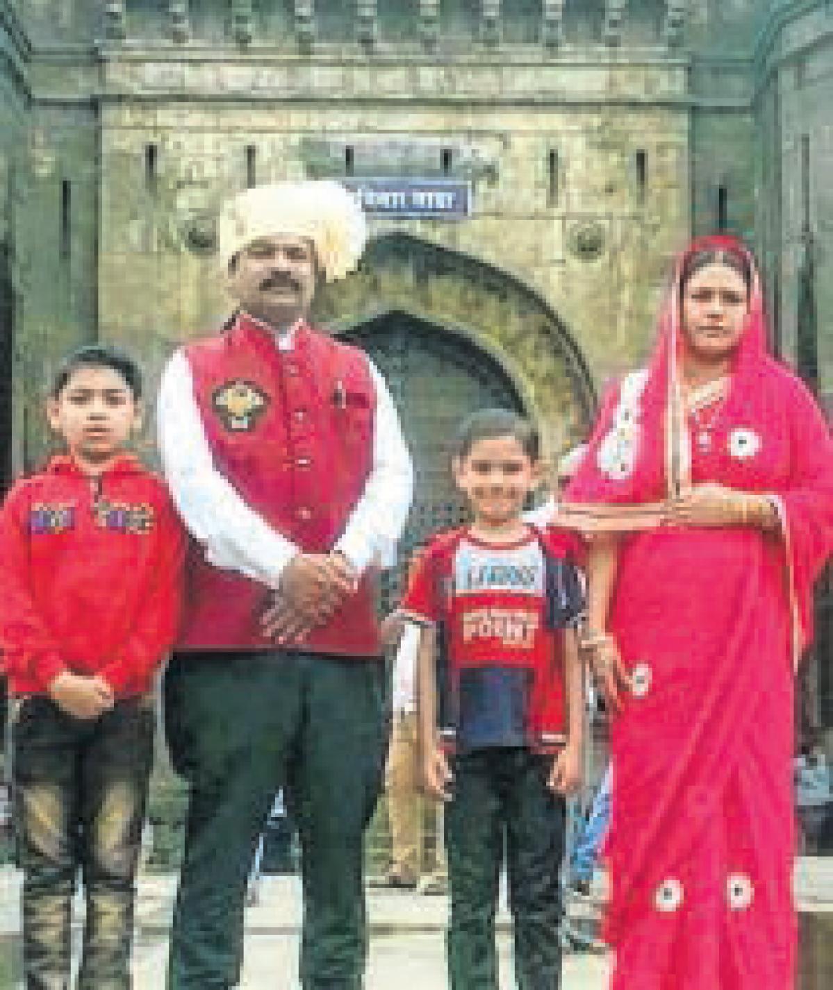 Bhopal: Bajirao-Mastani kin 'gunning' for a gun for months