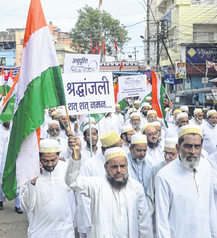Bhopal: Kashmiri students feel at home in city