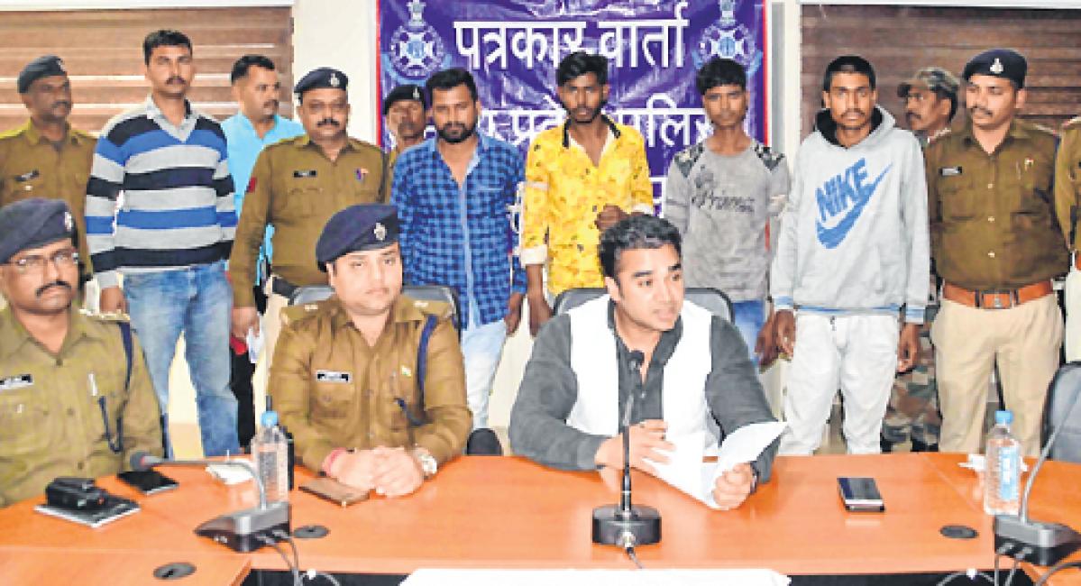 Ujjain: Madan Mali murder case solved, accused nabbed