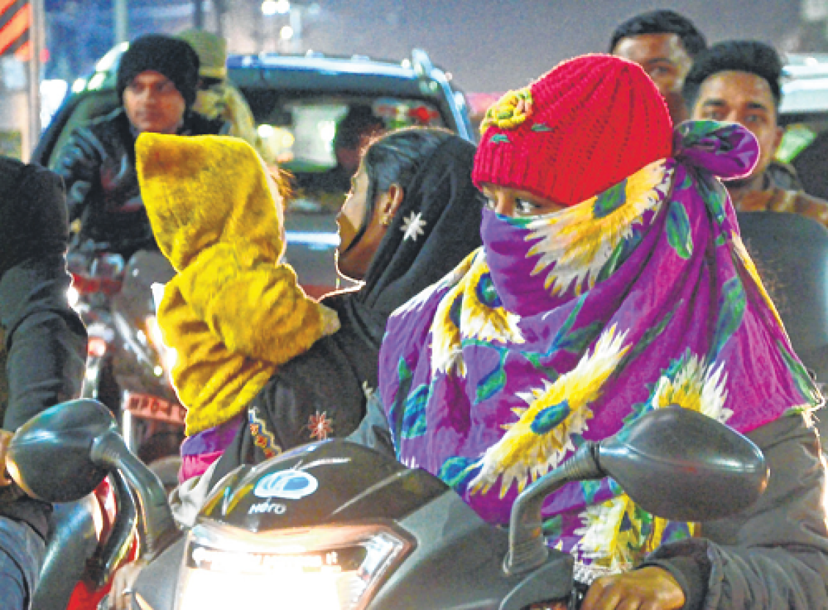 Bhopal: Sunny days-chilly nights prevail in state capital