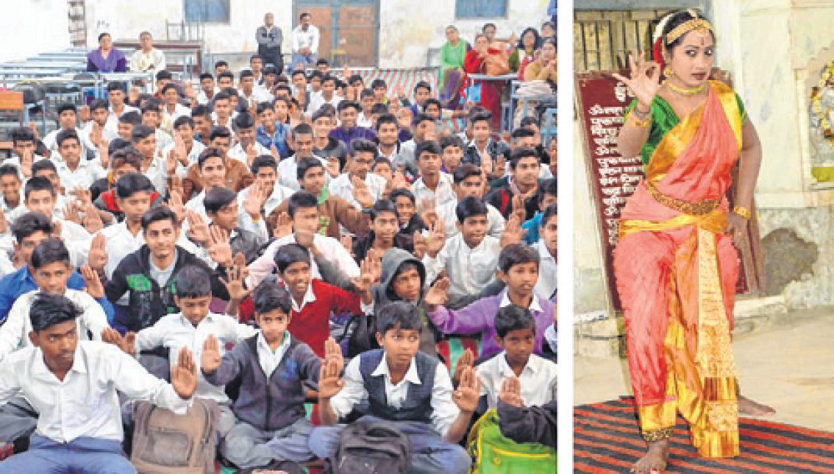Ujjain: Lakshmi's Kuchipudi recital mesmerizes all