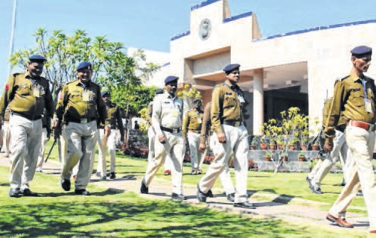 Assembly by-poll, LS: Heavy police bandobast in Chhindwara