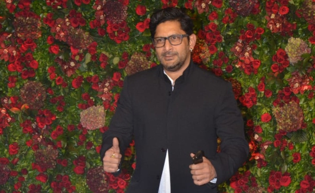 I am a fan of black: Arshad Warsi on his fashion choices