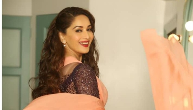 B-Town wishes 'graceful' Madhuri Dixit a happy 52nd birthday