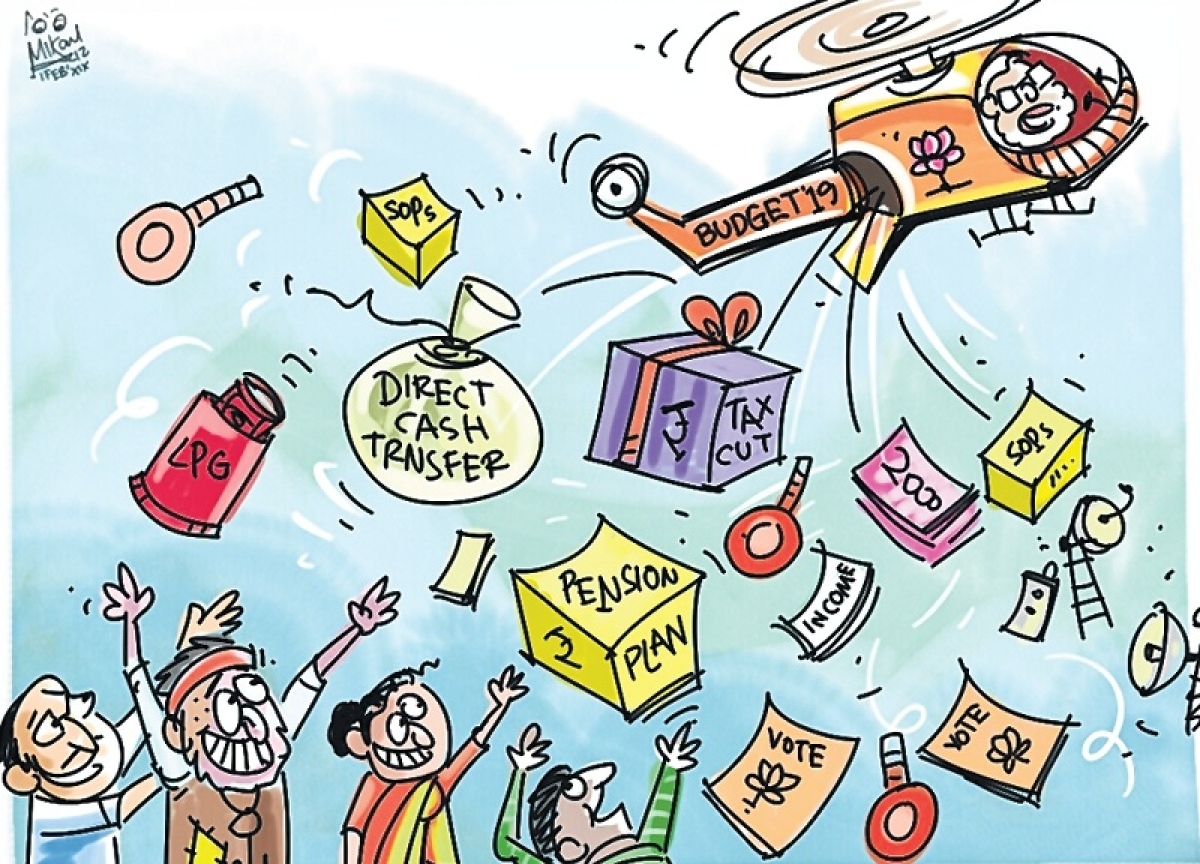 Fiscal deficit to give a miss