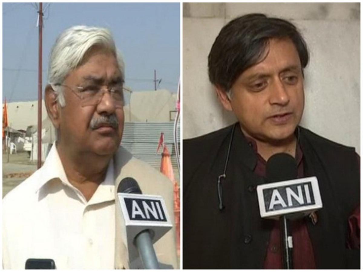 After Digvijaya Singh, Shashi Tharoor has started making worthless remarks: Alok Kumar