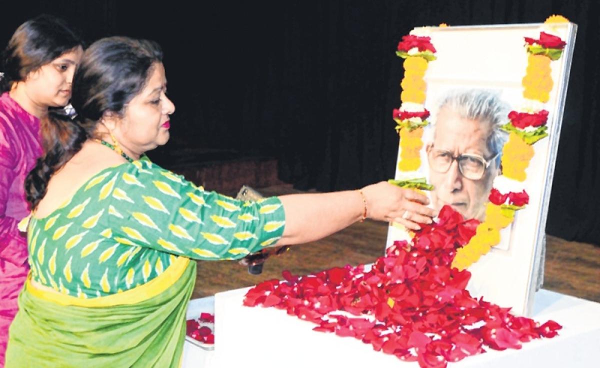 Bhopal: Literati, artists mourn Namvar Singh's demise