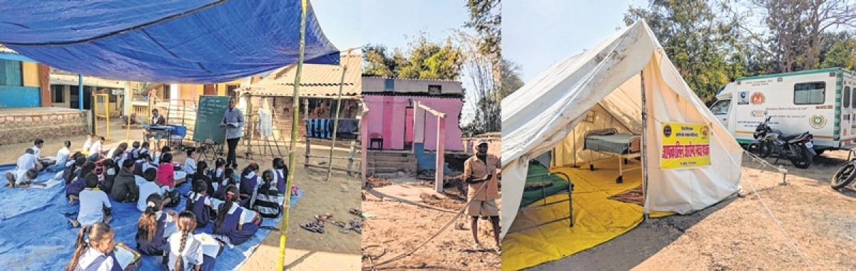 Palghar tremors: Citizens' lives affected, government indifferent