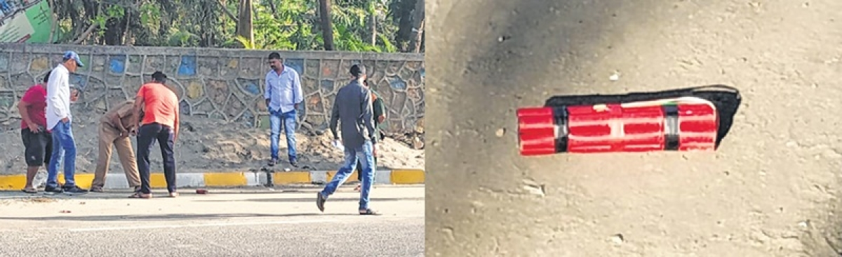 Bomb hoax call: Police rush to Gorai spot, find toy