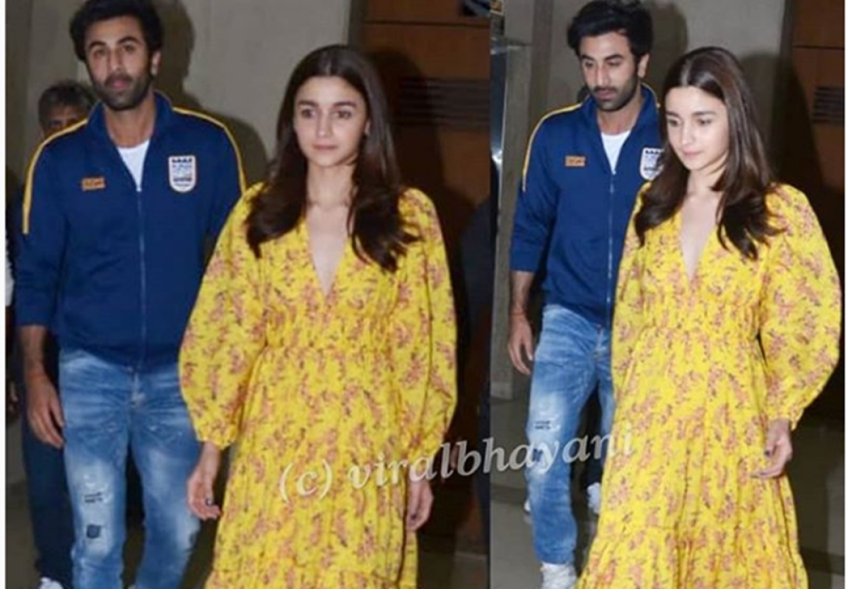 Is Ranbir miffed with Alia? Video of the lovebirds post 'Gully Boy' screening is going viral