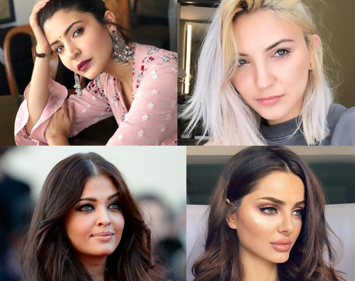 Apart from Anushka Sharma, meet 7 Bollywood stars and their celebrity lookalikes