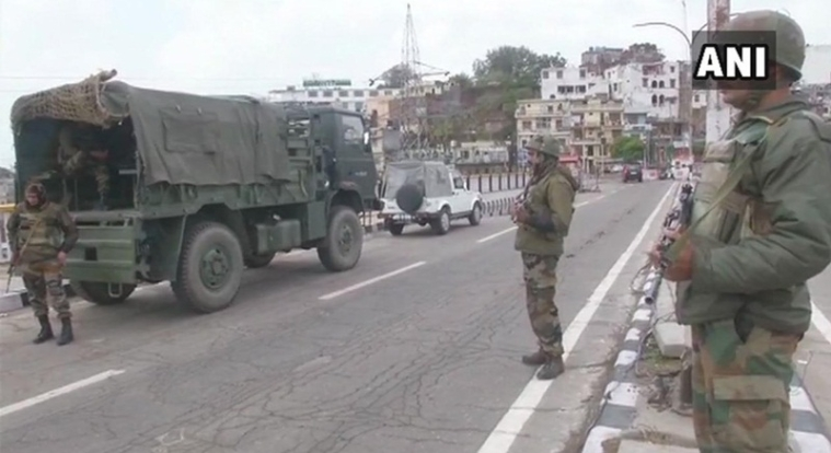 Jammu and Kashmir: Curfew relaxed in certain parts