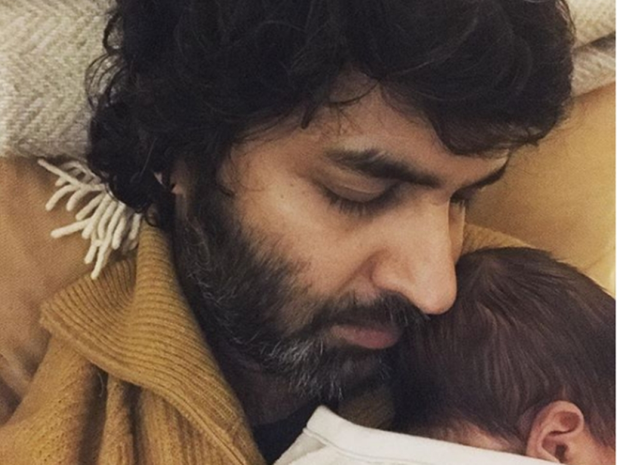 'Rock On' fame actor Purab Kohli blessed with baby boy; see first pic