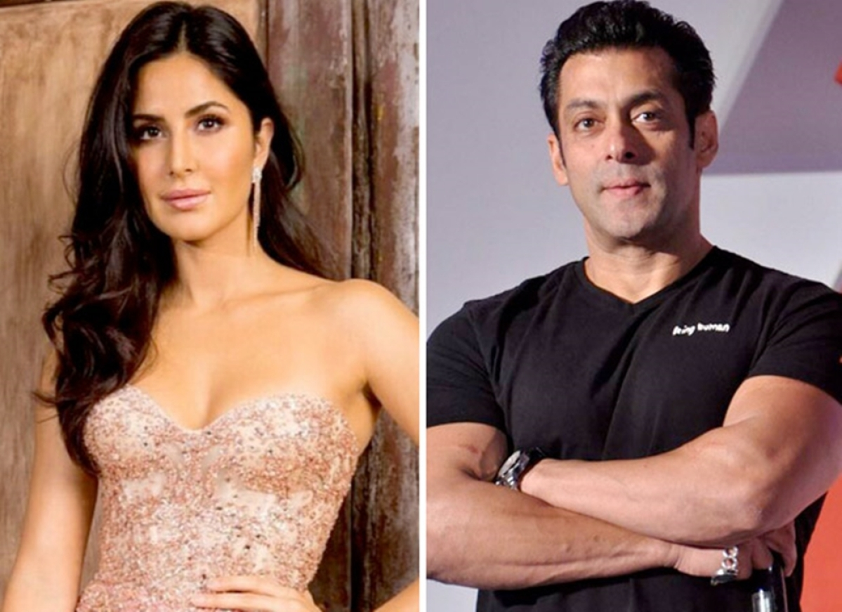 Katrina Kaif reveals Salman's reaction on seeing her for first time on 'Bharat' set