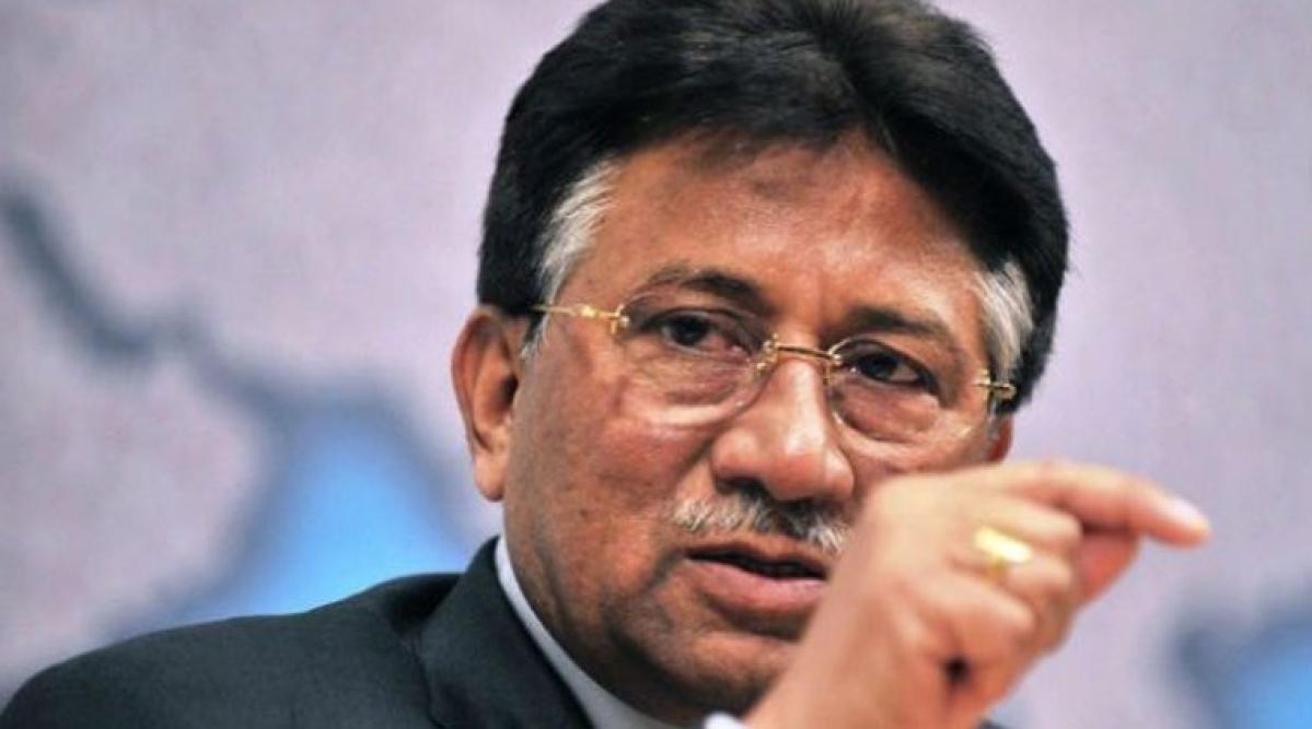 'No breakthrough on Kashmir because of Gen Pervez Musharraf'