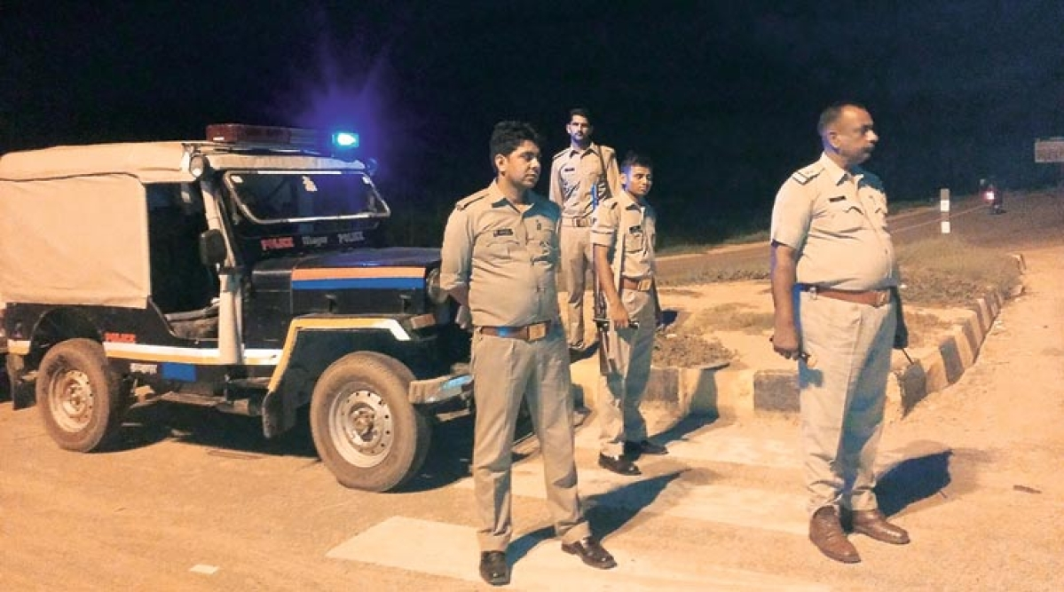 Indore: After DIG's push, cops begin foot vigil