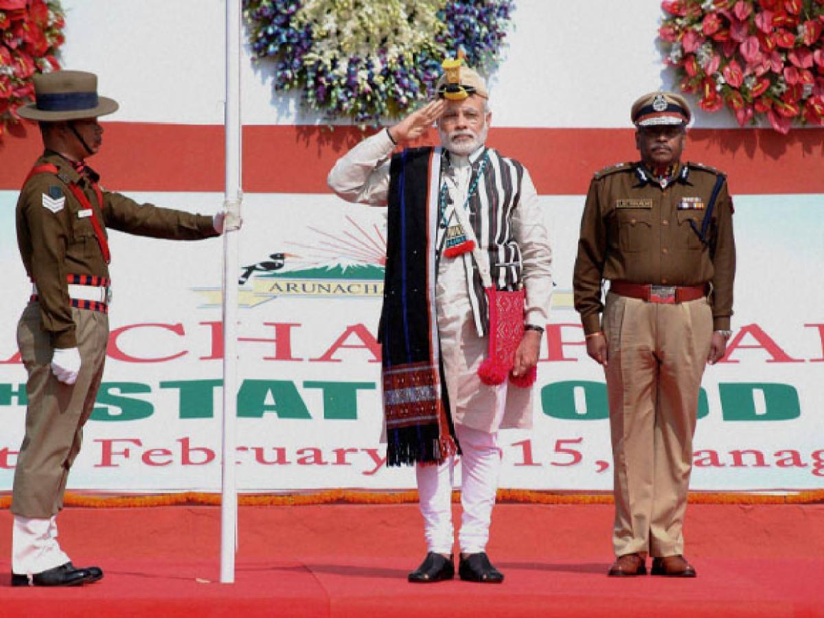 Ram Nath Kovind, Narendra Modi, Rahul Gandhi greet Arunachal Pradesh, Mizoram on Statehood Day