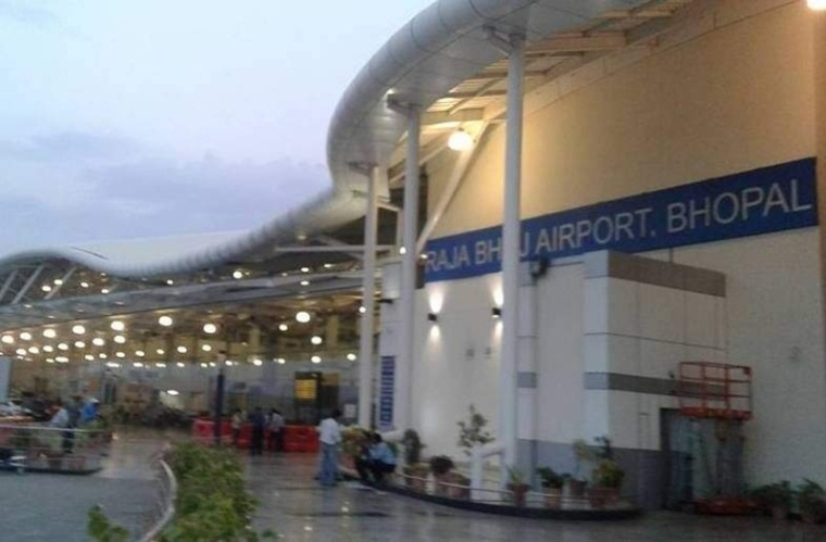 Bhopal: 'No proposal for international status to Bhopal airport'