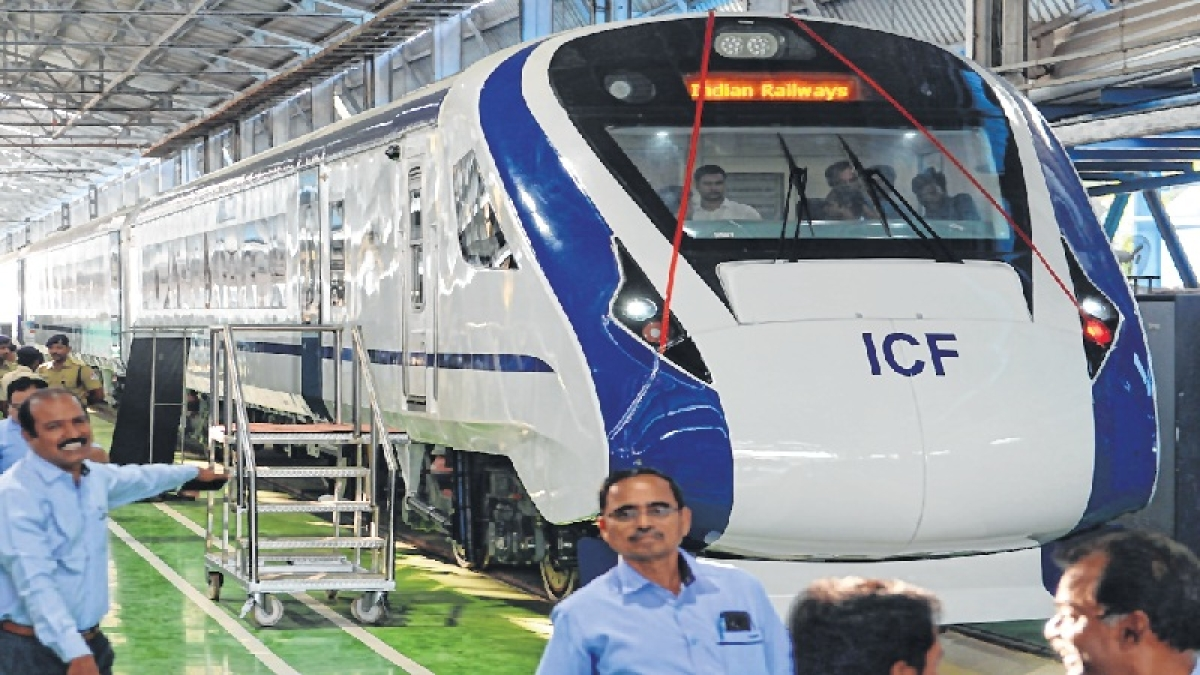 How's the Speed? High Sir! 3 upcoming 'fast' trains touted to change the face of Indian Railways