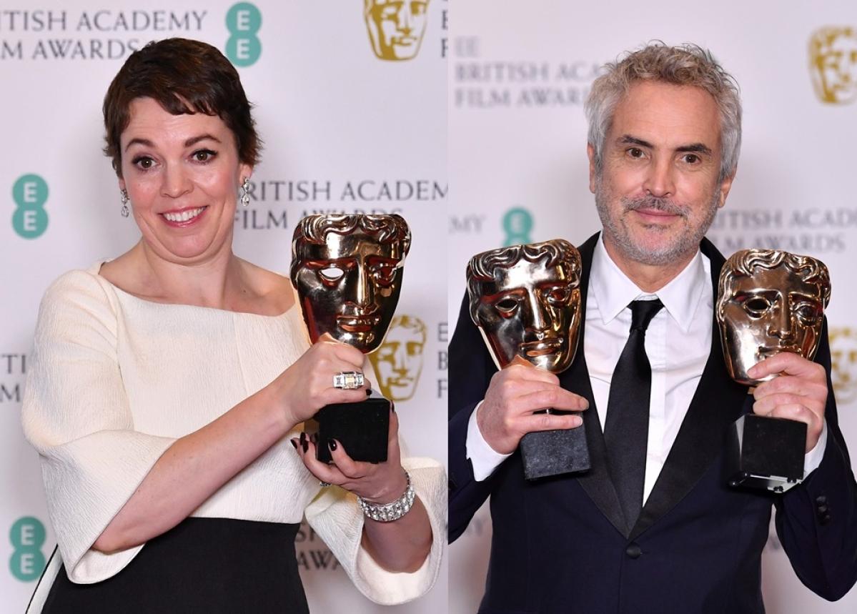 BAFTA 2019: 'The Favourite', 'Roma' emerge victorious