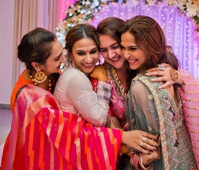 Unseen Pics and Videos of Soundarya Rajinikanth's wedding are too adorable to miss