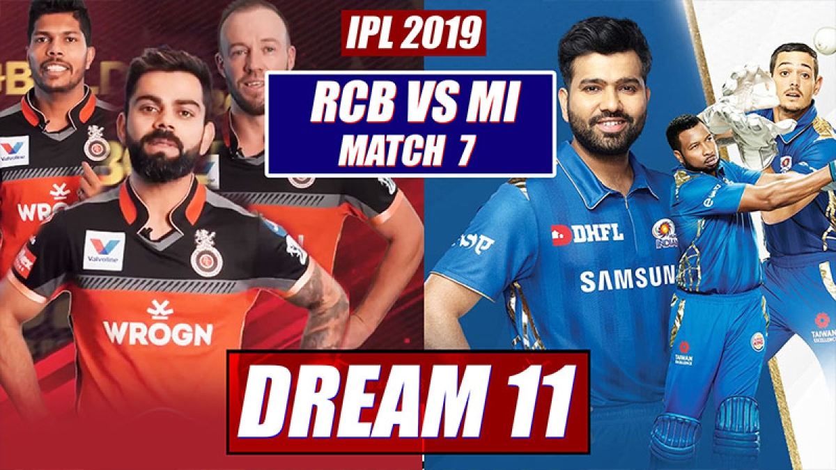 IPL 2019 CSK vs RCB Match 7: Probable playing XI, Dream 11 Prediction