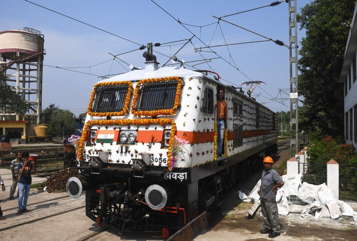 Rajdhani Express turns 50, passengers get special treatment