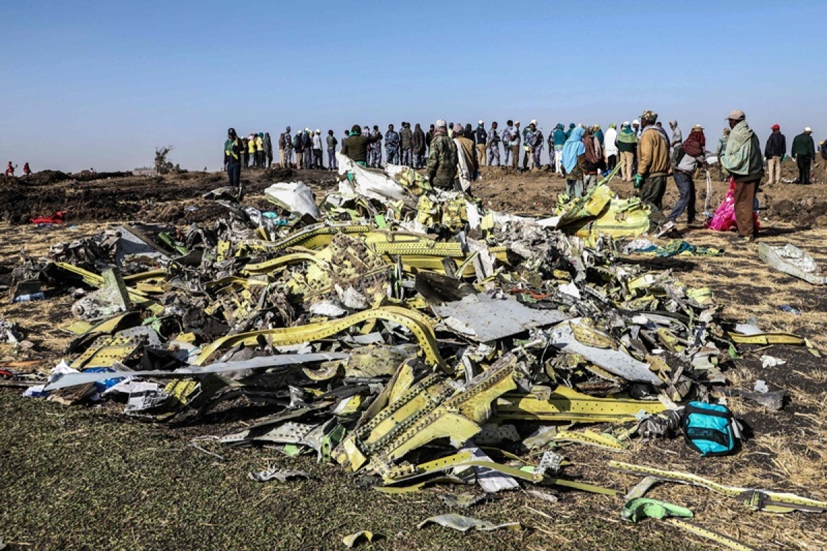 Six members of Indian family in Canada among 157 dead in Ethiopian Airlines crash