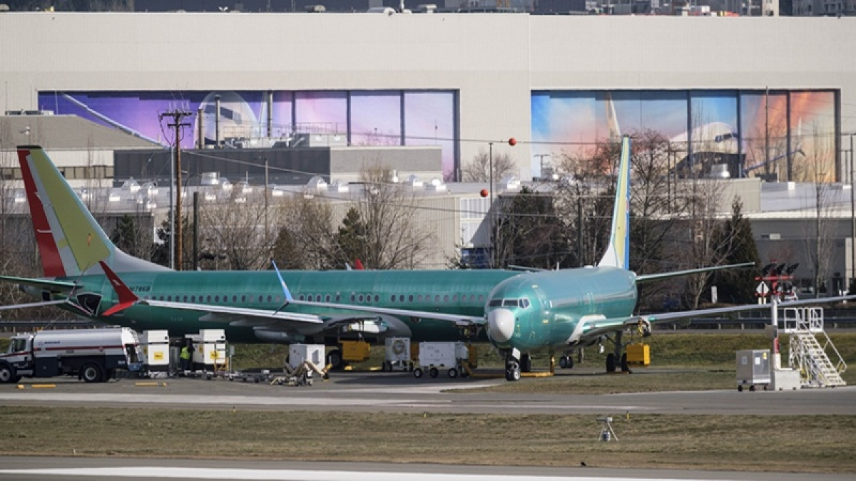 Boeing testing software changes to 737 MAX planes